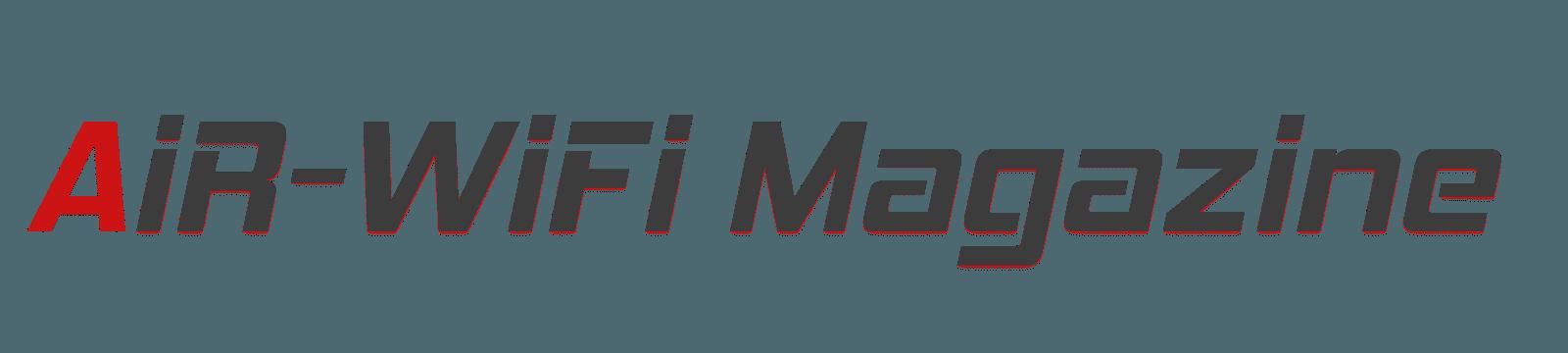 AiR-WiFi Magazine|エアワイファイマガジン